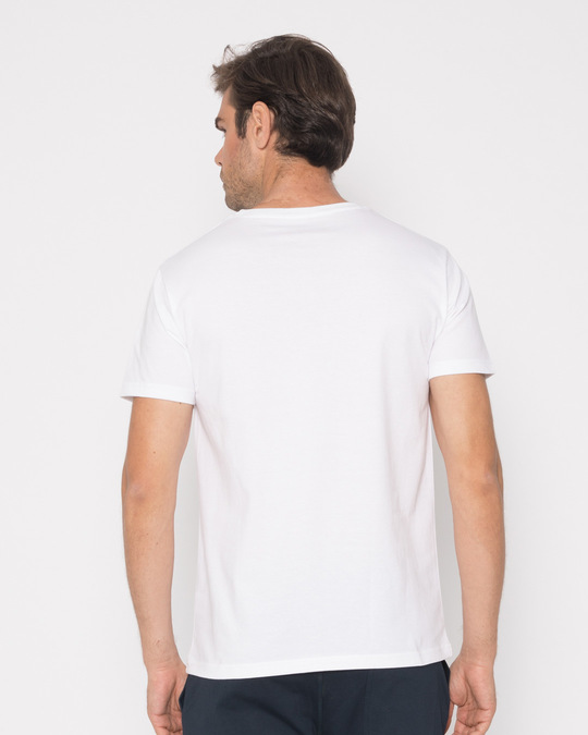 Shop Limitless Ombre Half Sleeve T-Shirt-Full