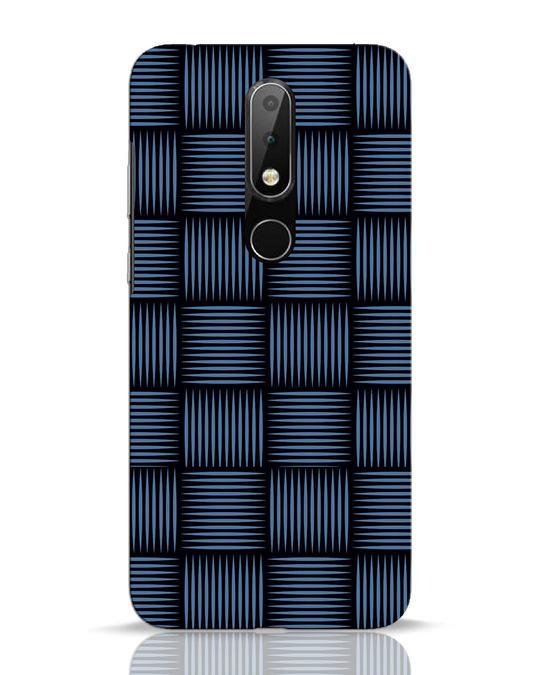 Shop Lines Nokia 6.1 Plus Mobile Cover-Front