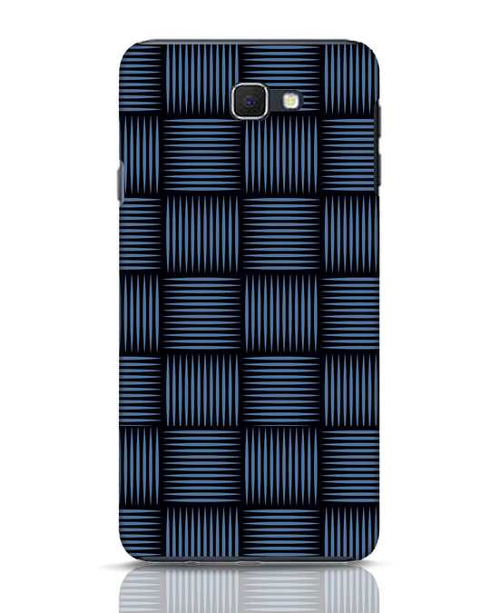 Shop Lines Pattern Samsung Galaxy J7 Prime Mobile Cover-Front