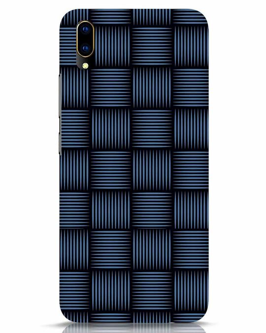 Shop Lines Pattern Vivo V11 Pro Mobile Cover-Front