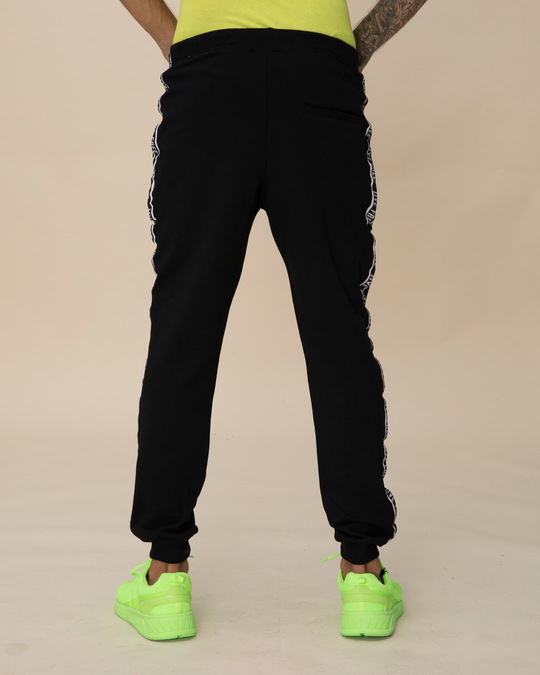 Shop Live Free Fleece Sports Trim Joggers-Design