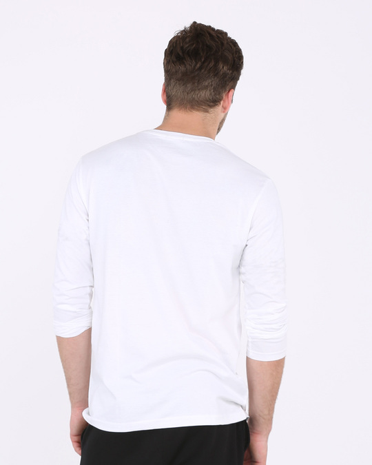 Shop Live In The Moment Full Sleeve T-Shirt-Full
