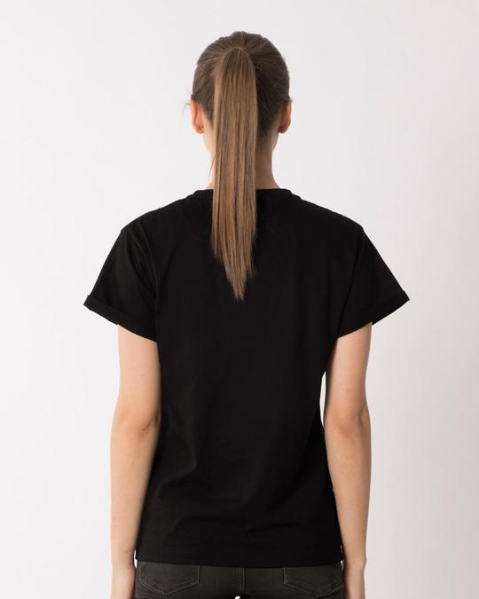 Shop Live Life Loud Boyfriend T-Shirt-Full