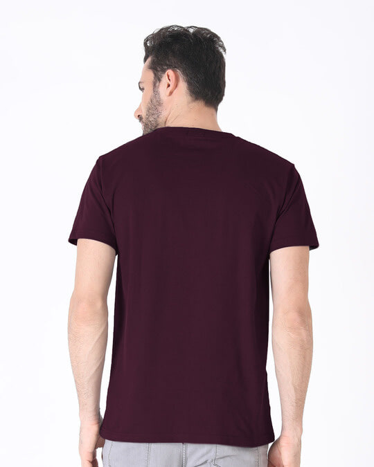 Shop Live Once Half Sleeve T-Shirt