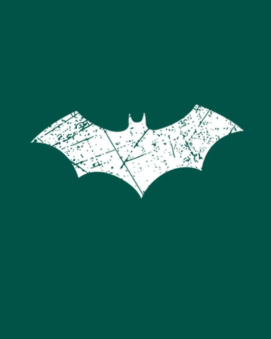 Shop Logo Batman Fleece Hoodies (BML) (GID)