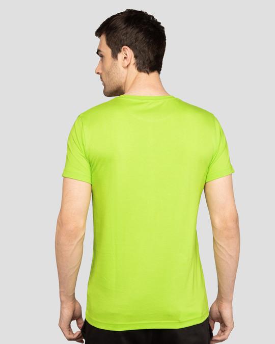 Shop Logo Batman Glow In Dark Half Sleeve T-Shirt (BML) -Design