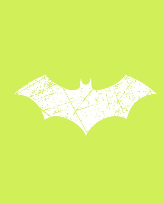Shop Logo Batman Glow In Dark Half Sleeve T-Shirt (BML)