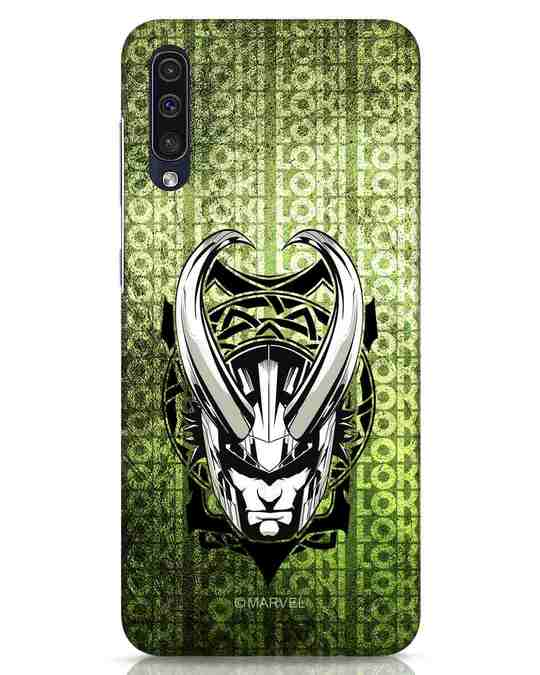 Shop Loki Samsung Galaxy A50 Mobile Cover (AVL)-Front