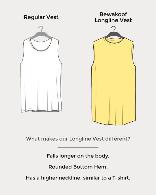 Shop Classic Camouflage Longline Vest-Design