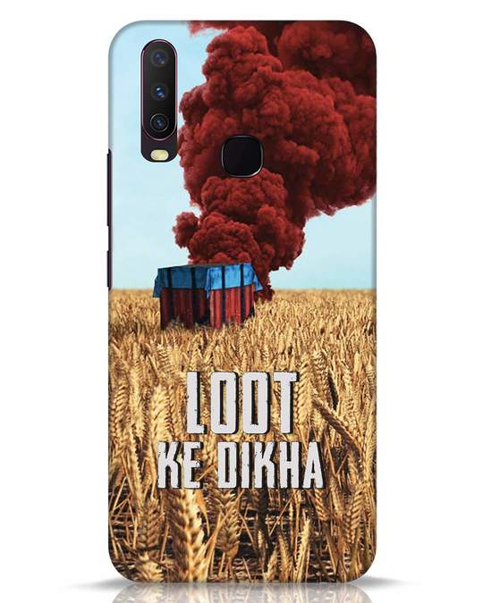Shop Loot Ke Dikha Vivo Y17 Mobile Cover-Front