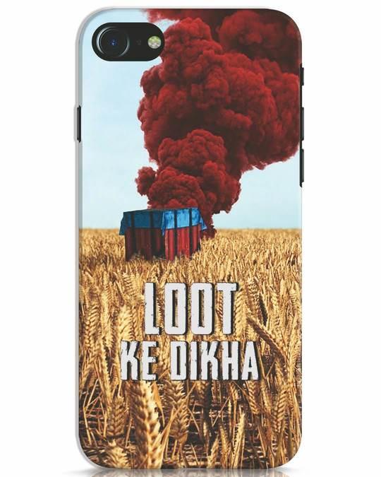 Shop Loot Ke Dlkha iPhone 7 Mobile Cover-Front