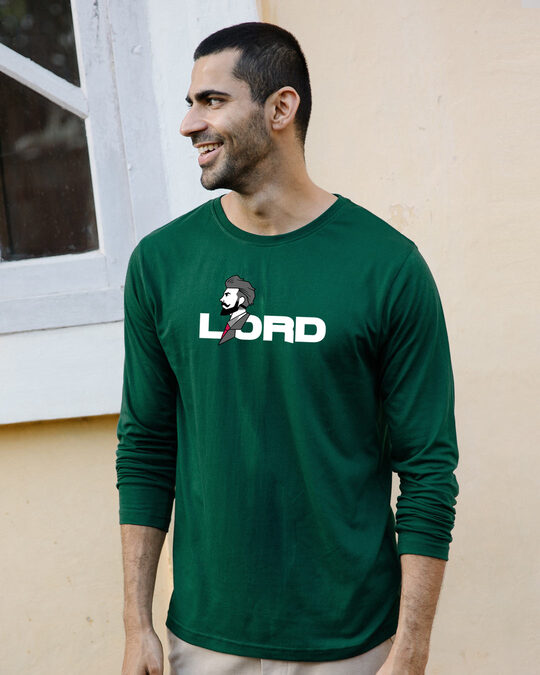 Shop Lord Full Sleeve T-Shirt-Front