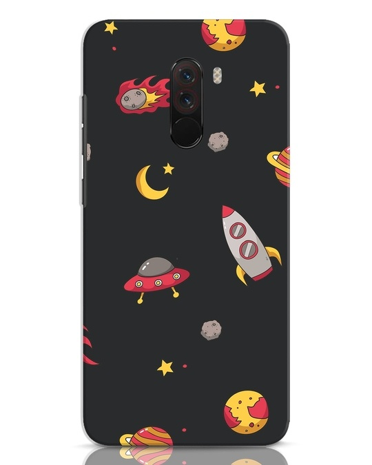 Shop Lost In The Sky Xiaomi POCO F1 Mobile Cover-Front