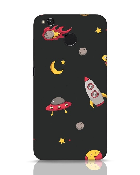 Shop Lost In The Sky Xiaomi Redmi 4 Mobile Cover-Front