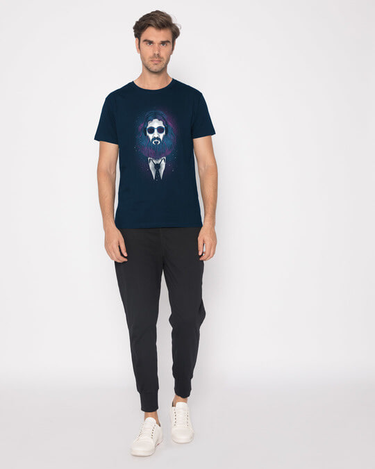 Shop Lost In The Stars Half Sleeve T-Shirt
