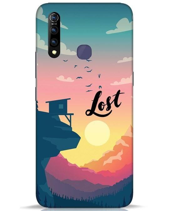 Shop Lost Vivo Z1 Pro Mobile Cover-Front