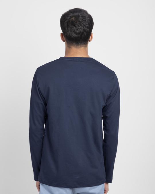 Shop Love Aaj Kal Full Sleeve T-Shirt-Back