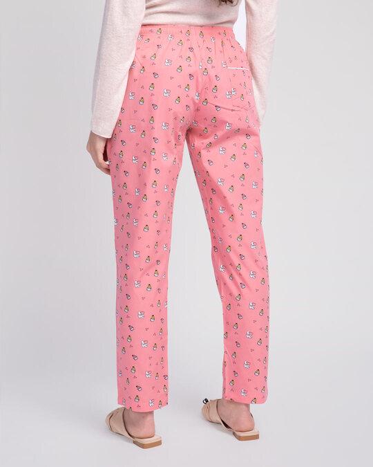 Shop Love Cupcake All Over Printed Pyjama-Design