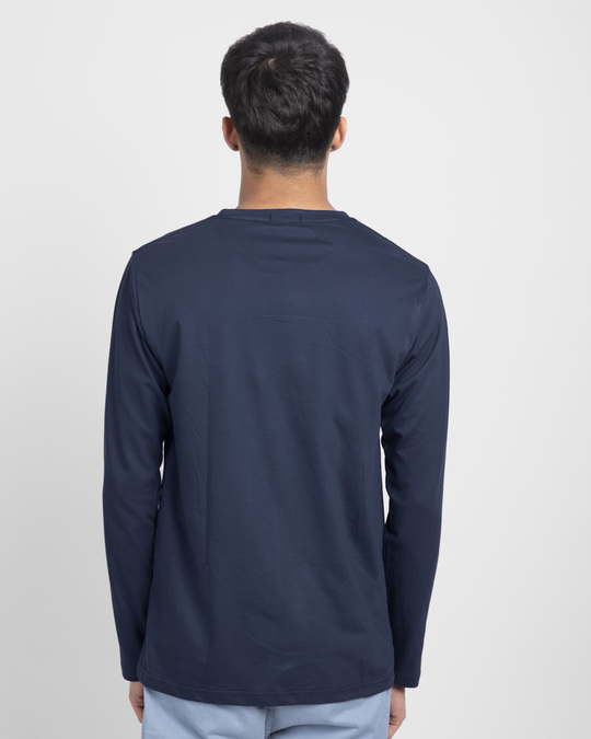 Shop Love Is Love Full Sleeve T-Shirt-Back