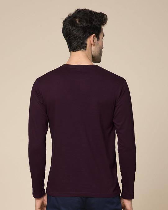 Shop Love You 3000 Full Sleeve T-Shirt (AVL)-Back