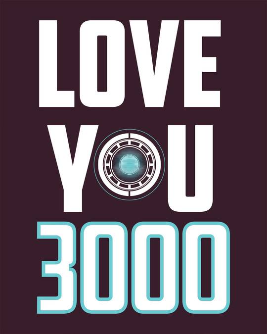 Shop Love You 3000 Full Sleeve T-Shirt (AVL)