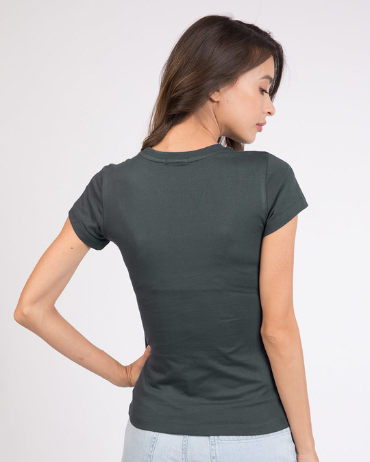 Shop Love Your Work Half Sleeve T-shirt-Back