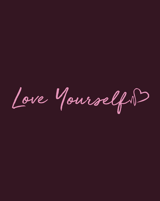 Shop Love Yourself  Sweatshirt