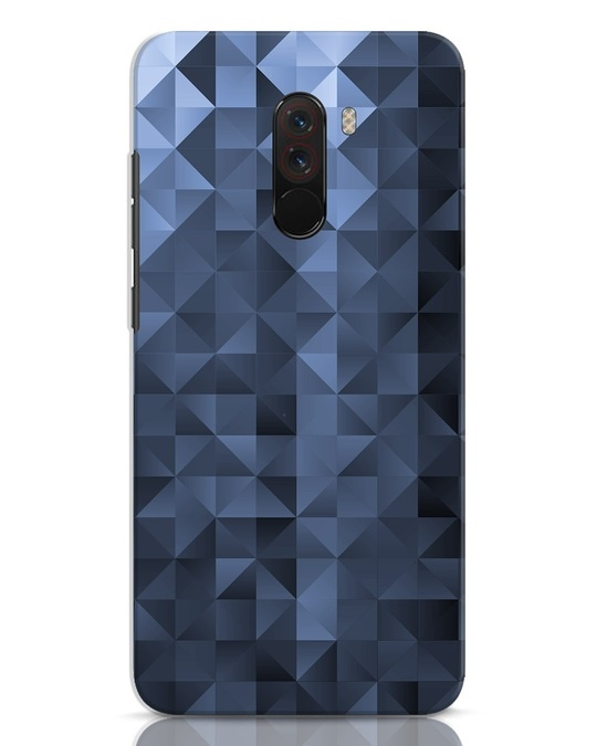 Shop Lowpoly Xiaomi POCO F1 Mobile Cover-Front