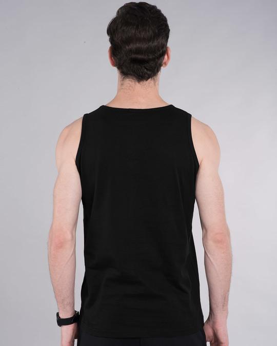 Shop Ma Da Fa Ka Vest-Back