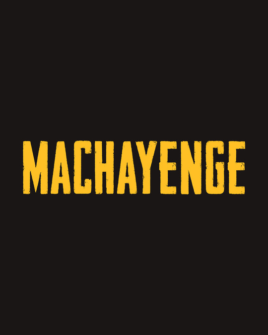 Shop Machayenge Color Block T-Shirt