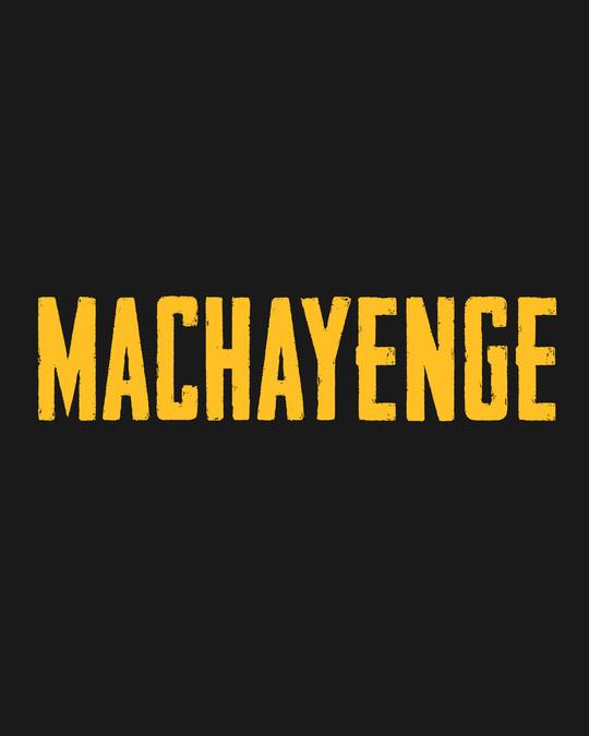 Shop Machayenge Full Sleeve T-Shirt-Full