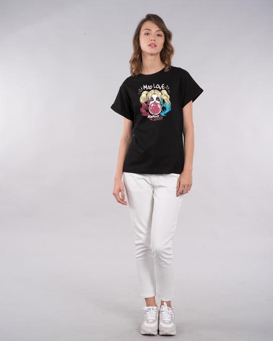 Shop Mad Love Harley Boyfriend T-Shirt (BML)-Design