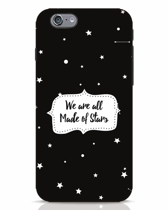 Shop Made Of Stars iPhone 6s Mobile Cover-Front