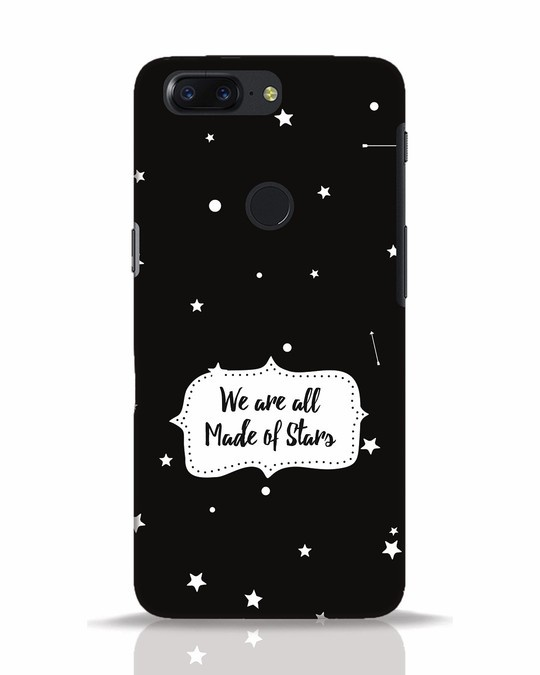Shop Made Of Stars OnePlus 5T Mobile Cover-Front