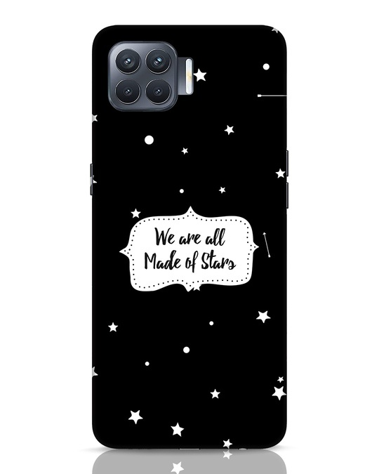Shop Made Of Stars Oppo F17 Pro Mobile Cover-Front