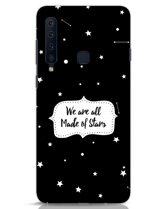 Shop Made Of Stars Samsung Galaxy A9 2018 Mobile Cover-Front