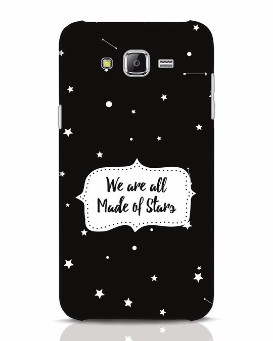 Shop Made Of Stars Samsung Galaxy J7 Mobile Cover-Front