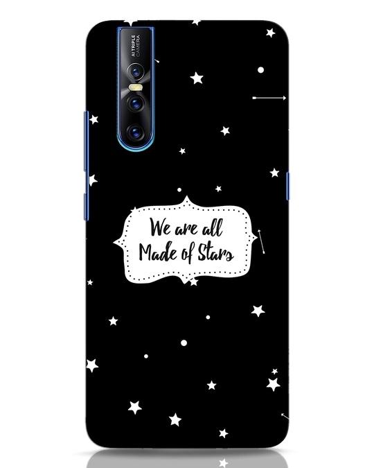 Shop Made Of Stars Vivo V15 Pro Mobile Cover-Front