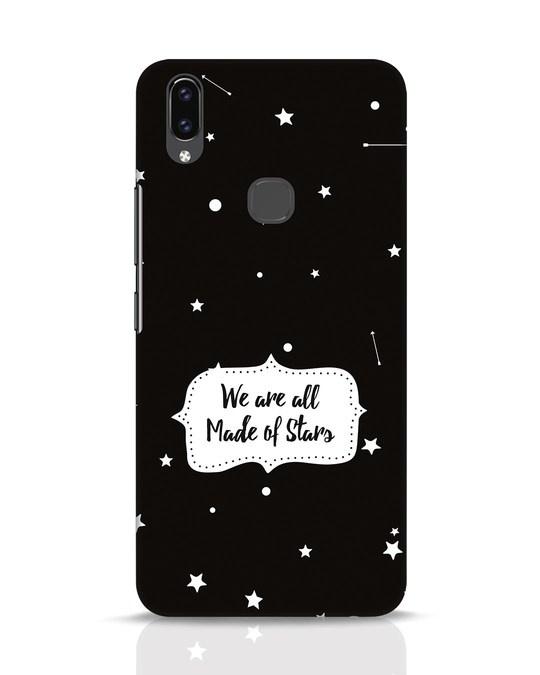 Shop Made Of Stars Vivo V9 Mobile Cover-Front