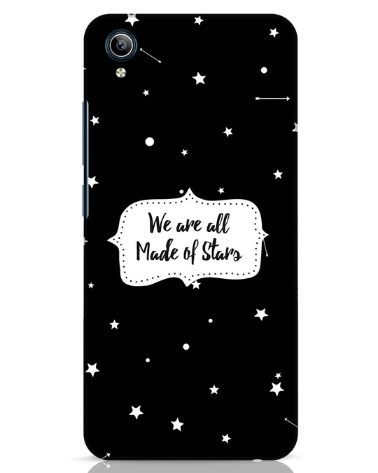 Shop Made Of Stars Vivo Y91i Mobile Cover-Front