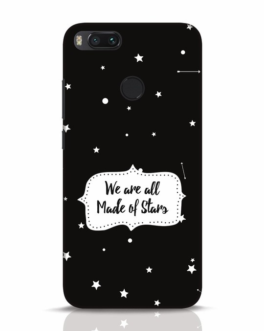 low priced f56d2 dcfd3 Made Of Stars Xiaomi Mi A1 Mobile Cover
