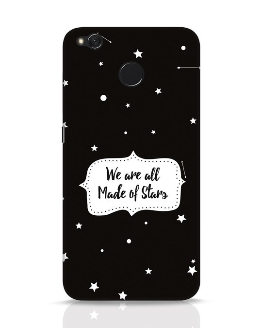 Shop Made Of Stars Xiaomi Redmi 4 Mobile Cover-Front