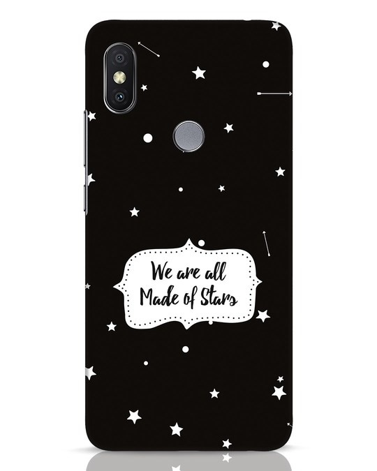 Shop Made Of Stars Xiaomi Redmi Y2 Mobile Cover-Front
