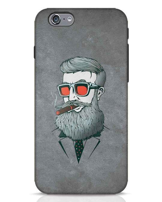 Shop Mafia iPhone 6 Mobile Cover-Front