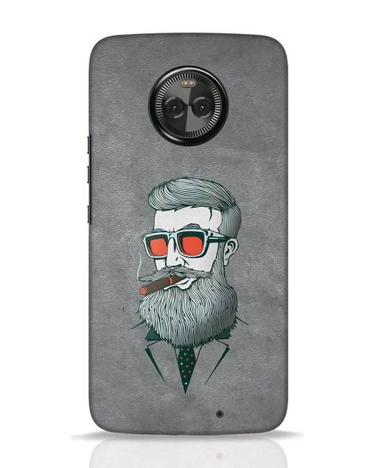 Shop Mafia Moto X4 Mobile Cover-Front