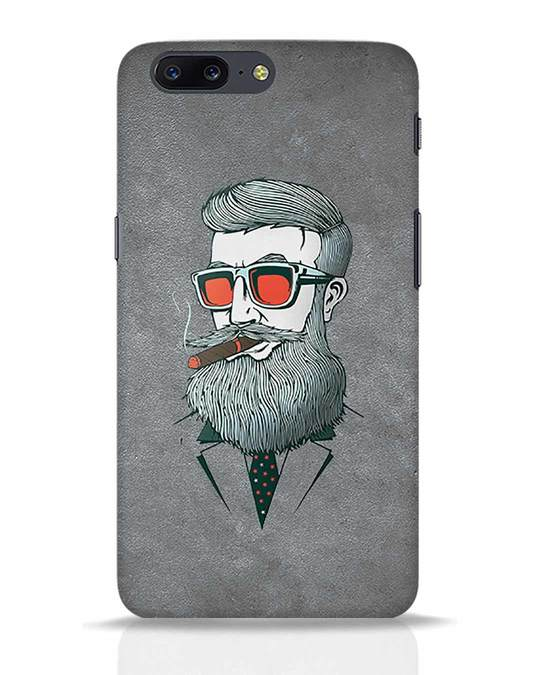 Shop Mafia OnePlus 5 Mobile Cover-Front