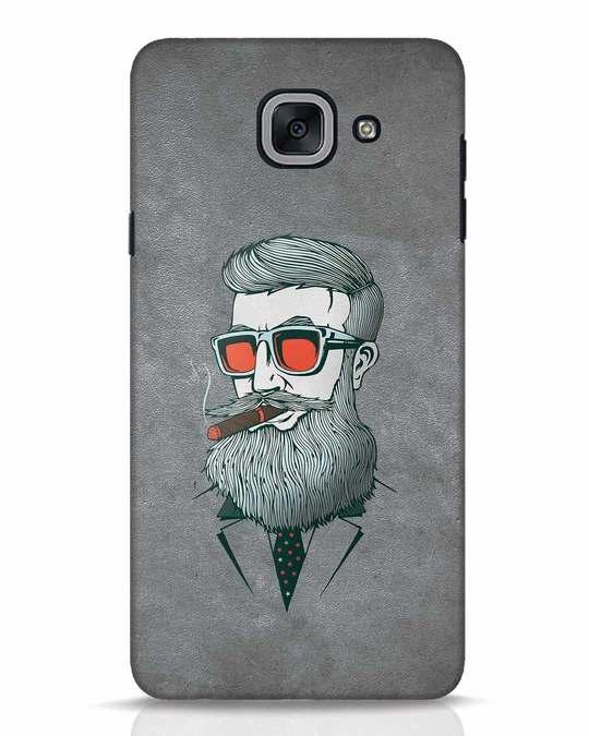 Shop Mafia Samsung Galaxy J7 Max Mobile Cover-Front