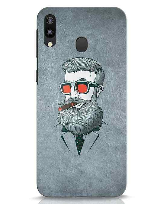 Shop Mafia Samsung Galaxy M20 Mobile Cover-Front