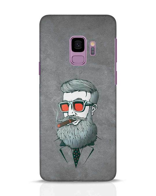 Shop Mafia Samsung Galaxy S9 Mobile Cover-Front