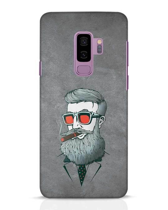 Shop Mafia Samsung Galaxy S9 Plus Mobile Cover-Front